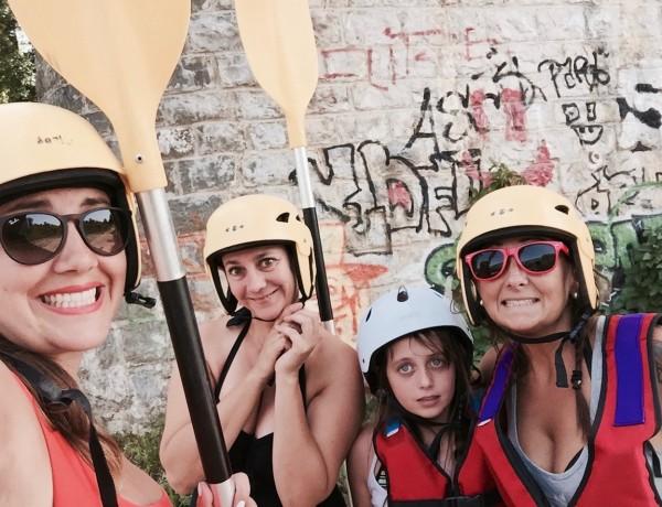 Journée canoë avec Kayak Hérault !