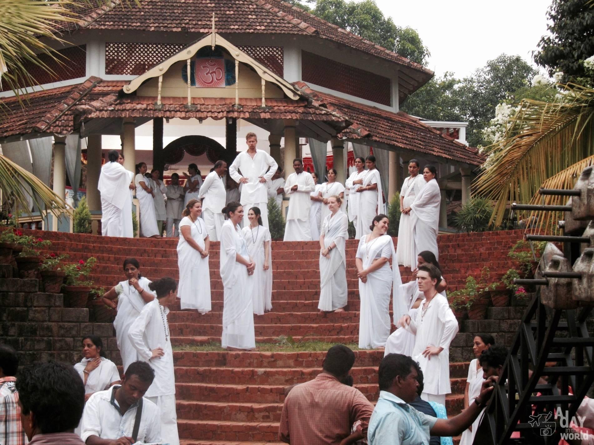 ashram film