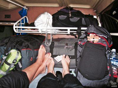 17h de bus pour rejoindre Pondichéry