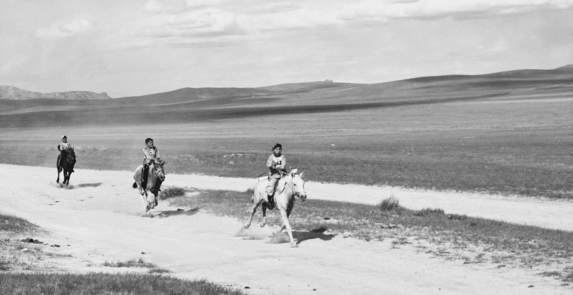 course cheval naadam