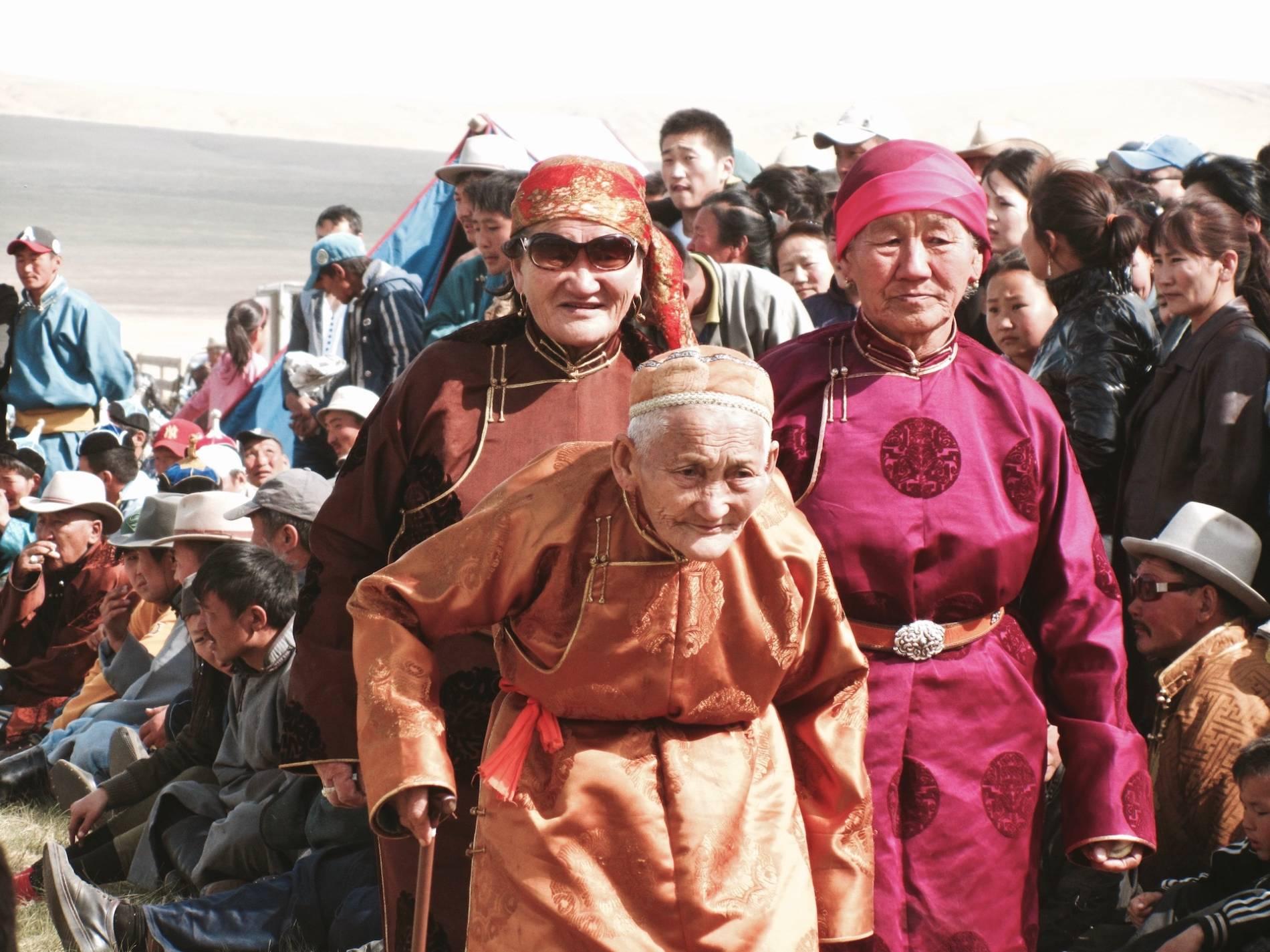 femme mongolie