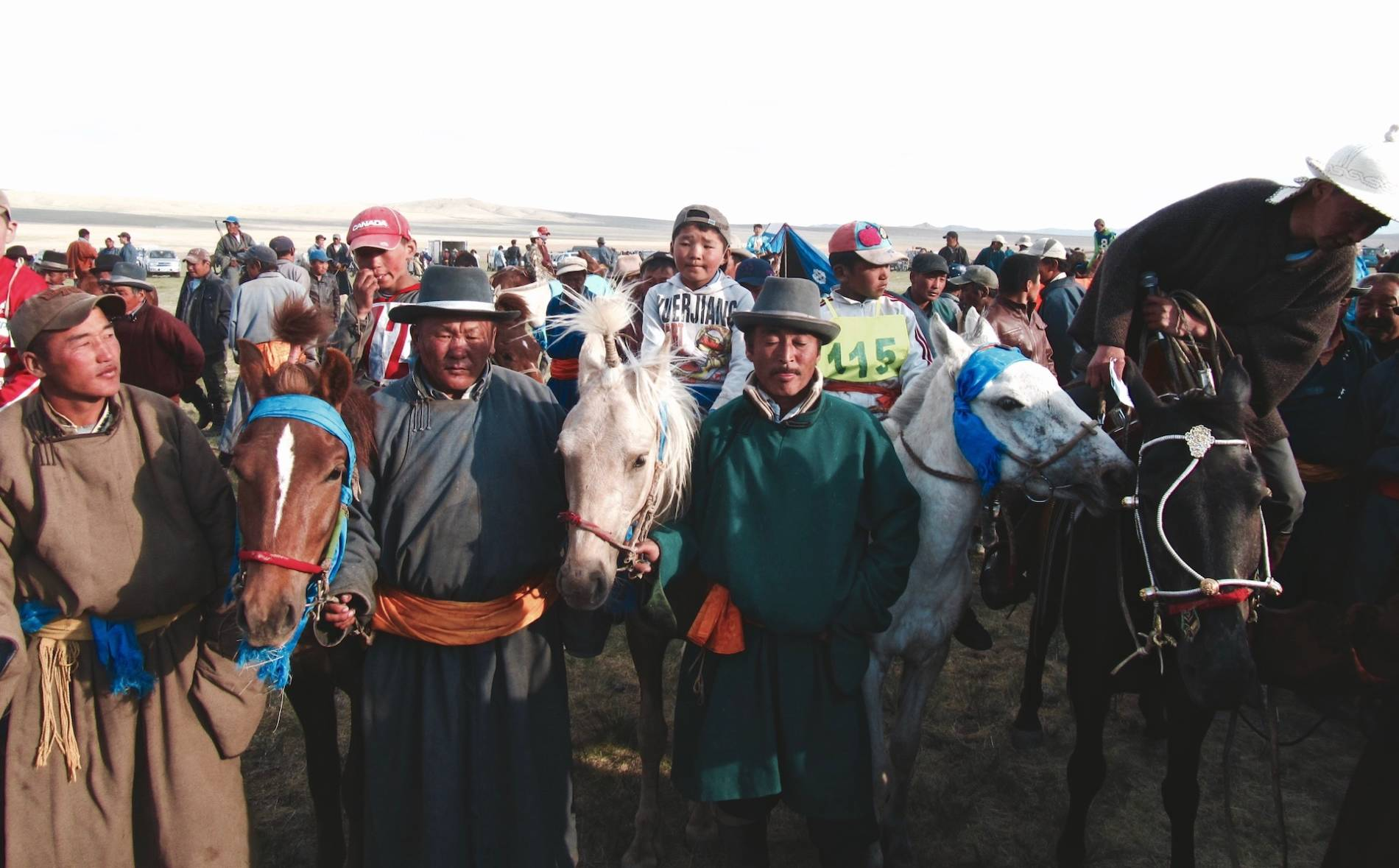 fete du naadam mongolie
