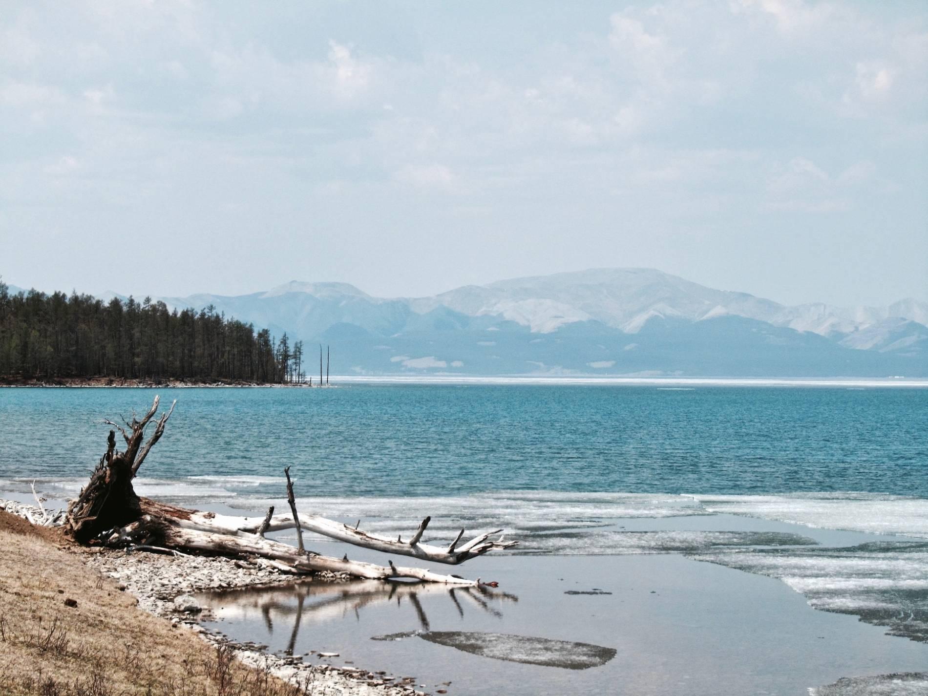 lac khovsgol mongolie