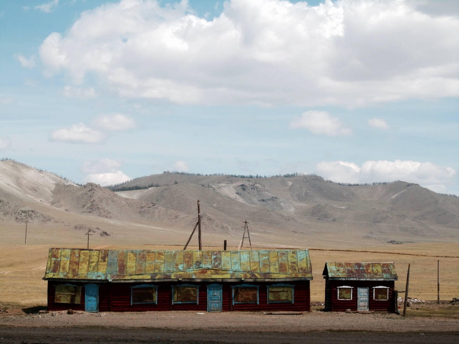 maison mongolie