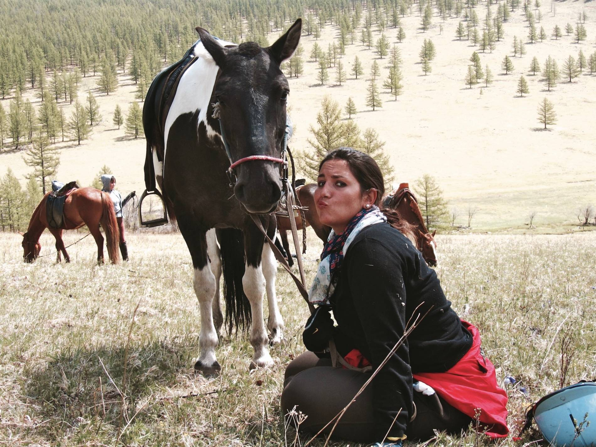 rando cheval mongolie
