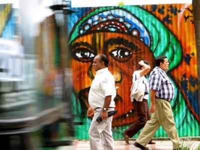 San José la mal aimée Costa Rica