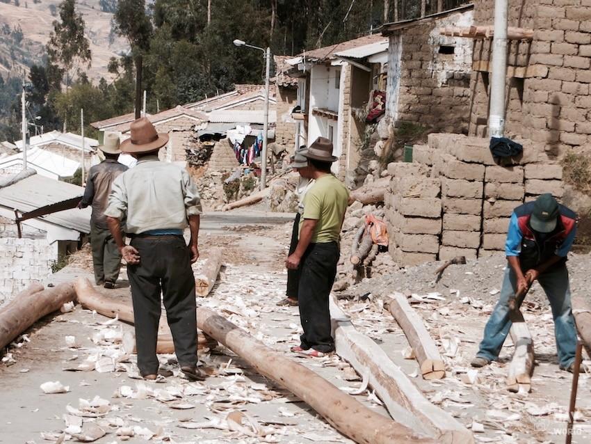 Huascaran Pérou blog voyage