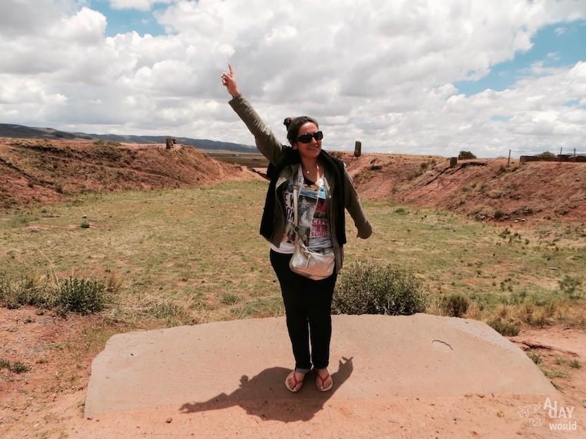 Altiplano Tiwanaku bolivie Blog Voyage