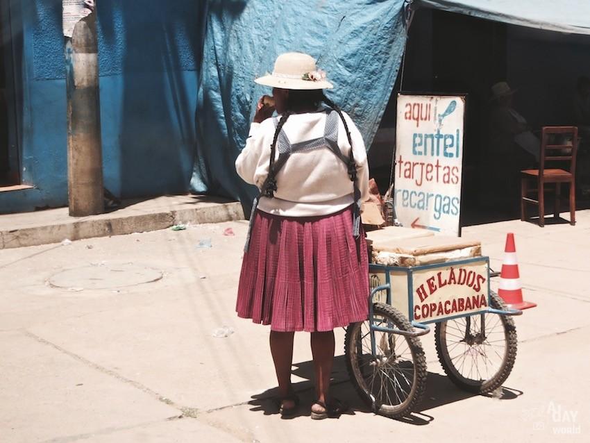 Tarabuco Bolivie Blog Voyage