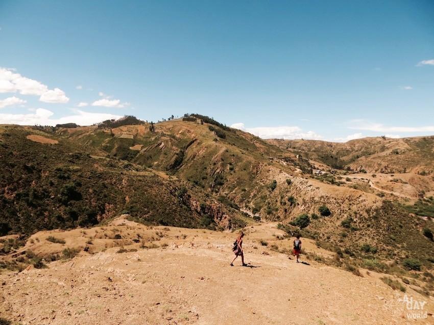 Sucre Bolivie Blog Voyage