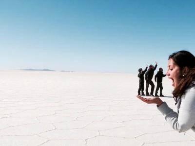 Le Sud Lipez et le désert de sel d'Uyuni – Bolivie