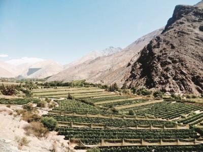 La Vallée d'Elqui, on dirait le Sud… – Chili