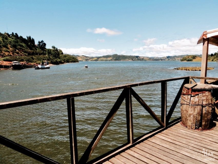Isla Chiloe Chili A day in the world