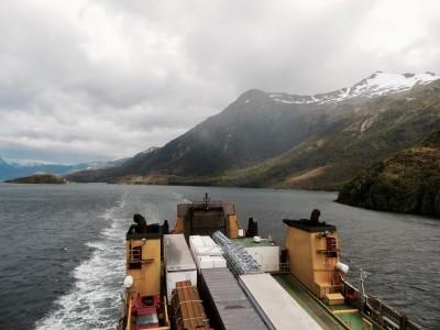 Embarquer sur un cargo de Puerto Montt à Puerto Natales – Chili