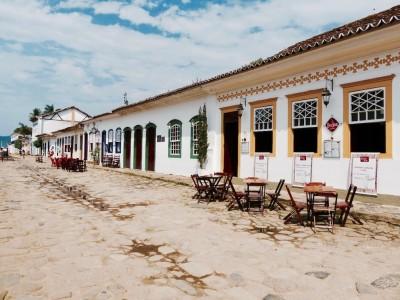 Tomber amoureuse de Paraty – Brésil
