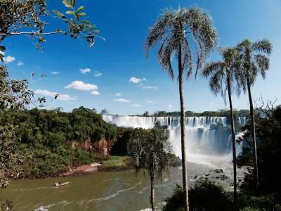 Iguaçu c'est… humide ! – Argentine, Brésil