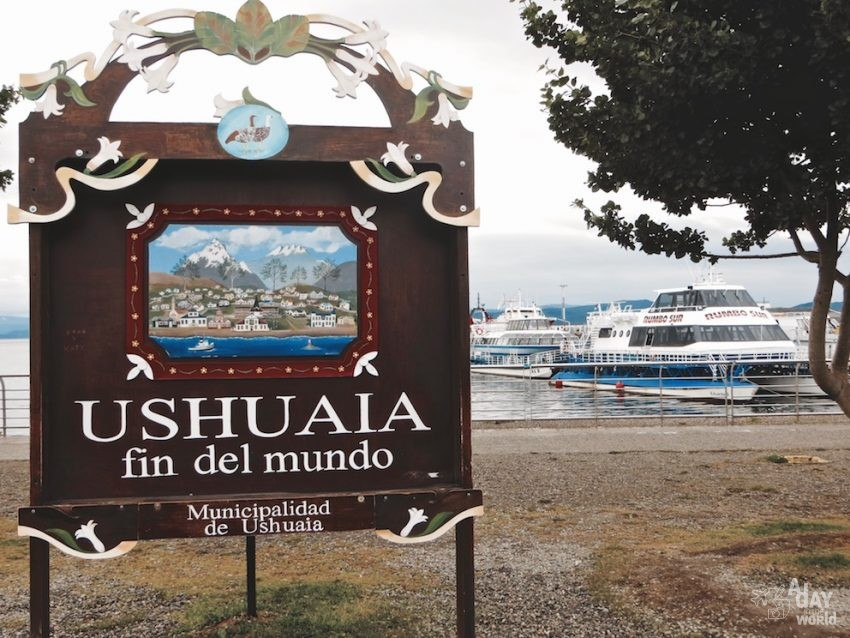ushuaia argentine a day in the world