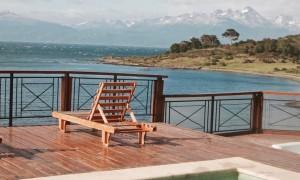 BackPackeuse de luxe à Los Cauquenes – Ushuaia Argentine