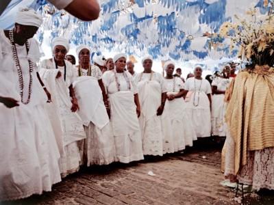 Cérémonie du Candomblé à Salvador de Bahia – Brésil