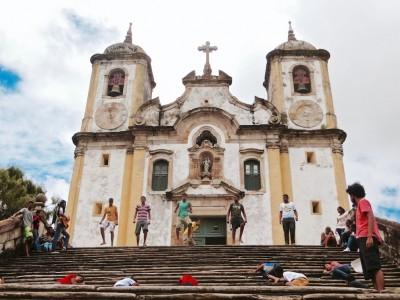 Ouro Preto, la ville de l'or noir – Minas Gerais, Brésil