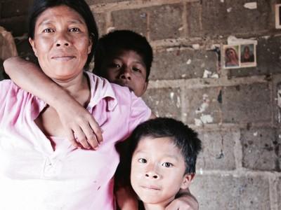 Les familles indigènes de Cristiania – Colombie