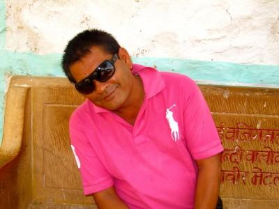 Rawat, mon super driver indien