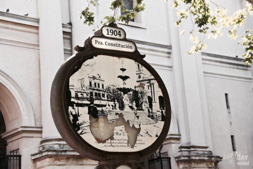 Plaza Constitucion montevideo A day in the world