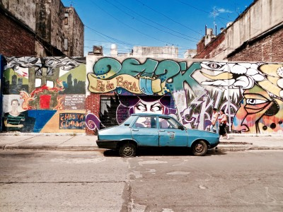 Vidéo voyage en Argentine