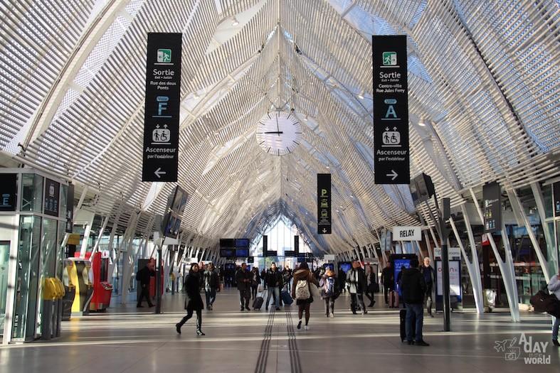 Gare de Montpellier St Roch
