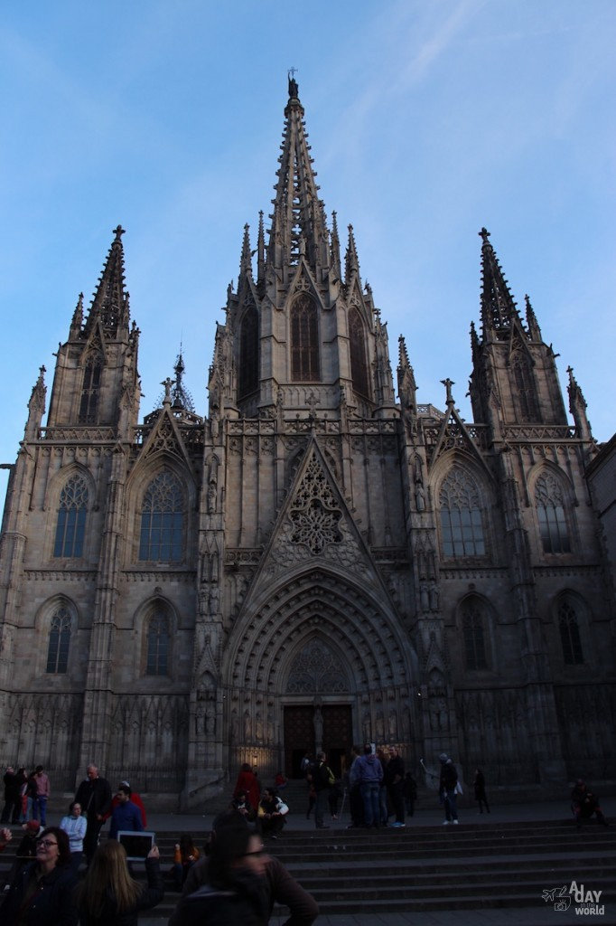 cathédrale bracelone
