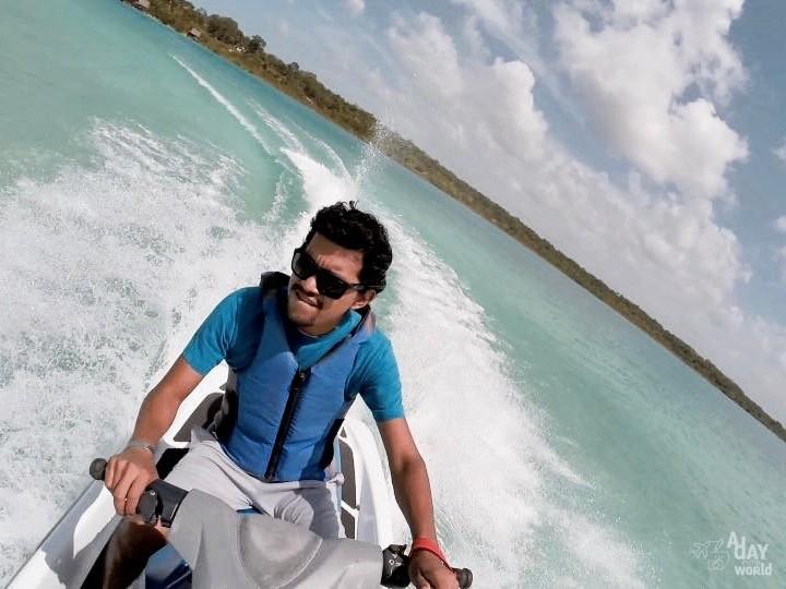 Jaasiel – Cancun Beach, Mexico