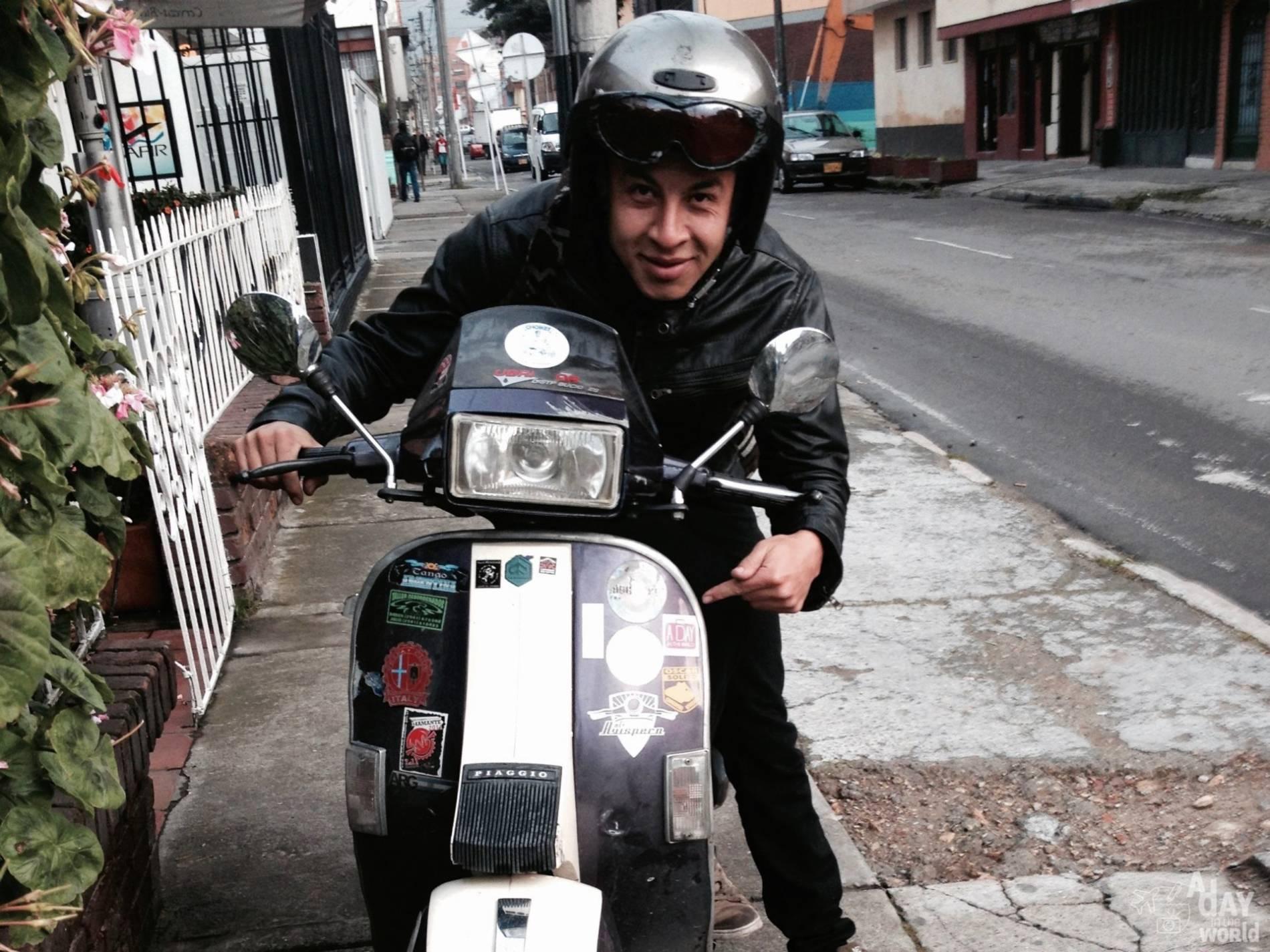 Diego, Bogota Ciudad – Colombia