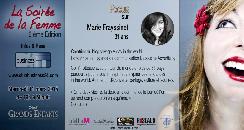 Club business 34 Marie frayssinet