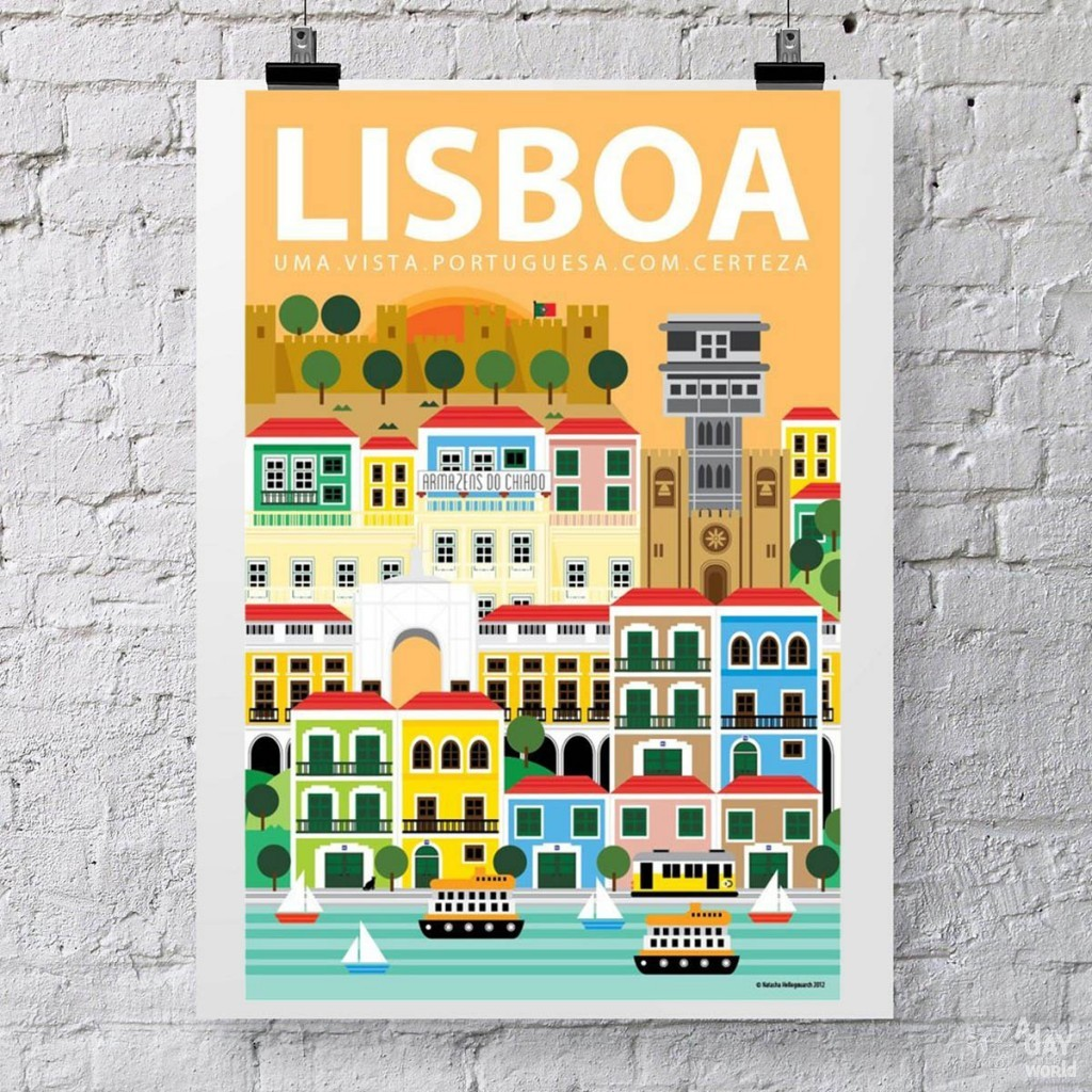 Lisboa illustration
