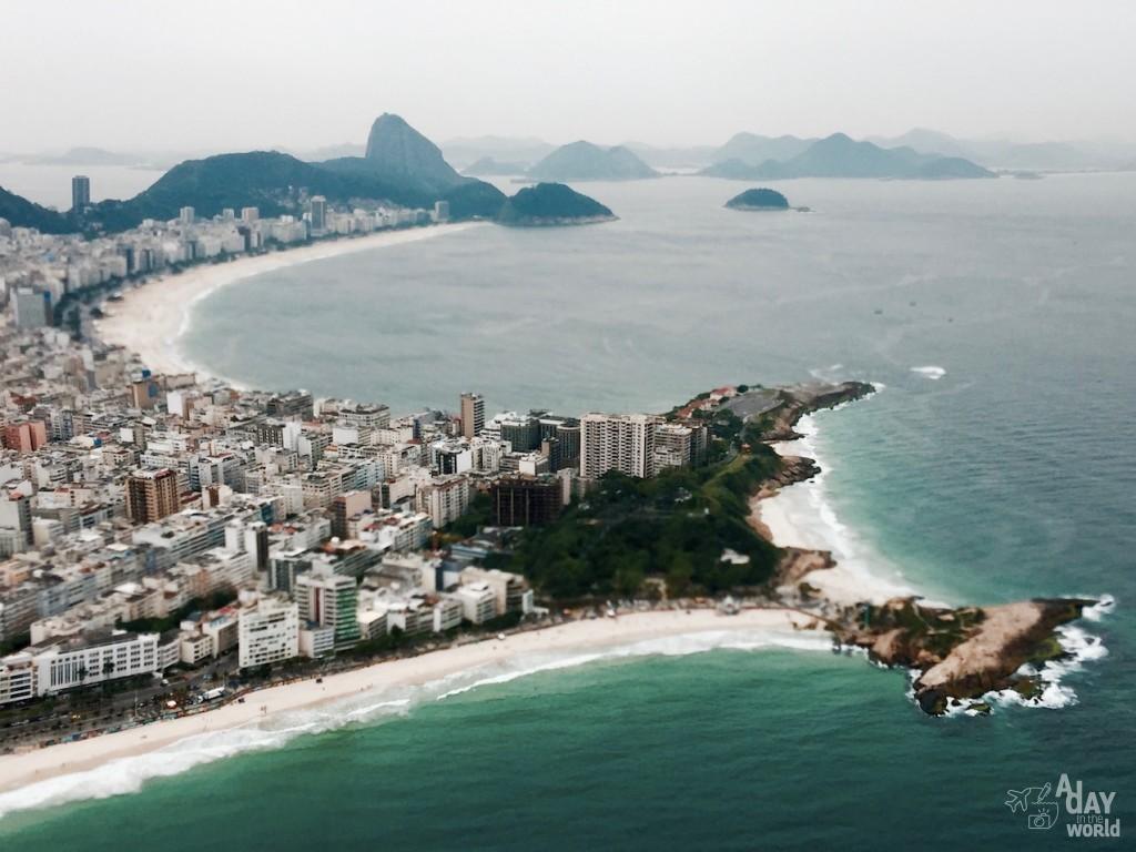 hélico City Guide Rio de Janeiro A day in the world