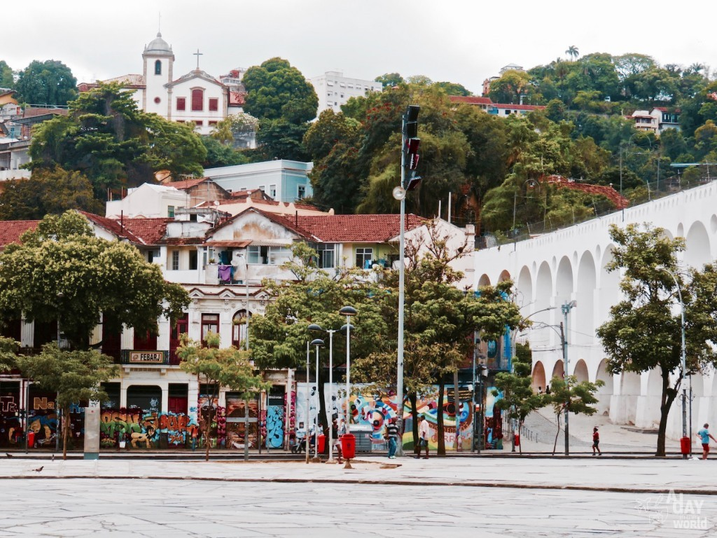 Lapa arcos City Guide Rio de Janeiro A day in the world