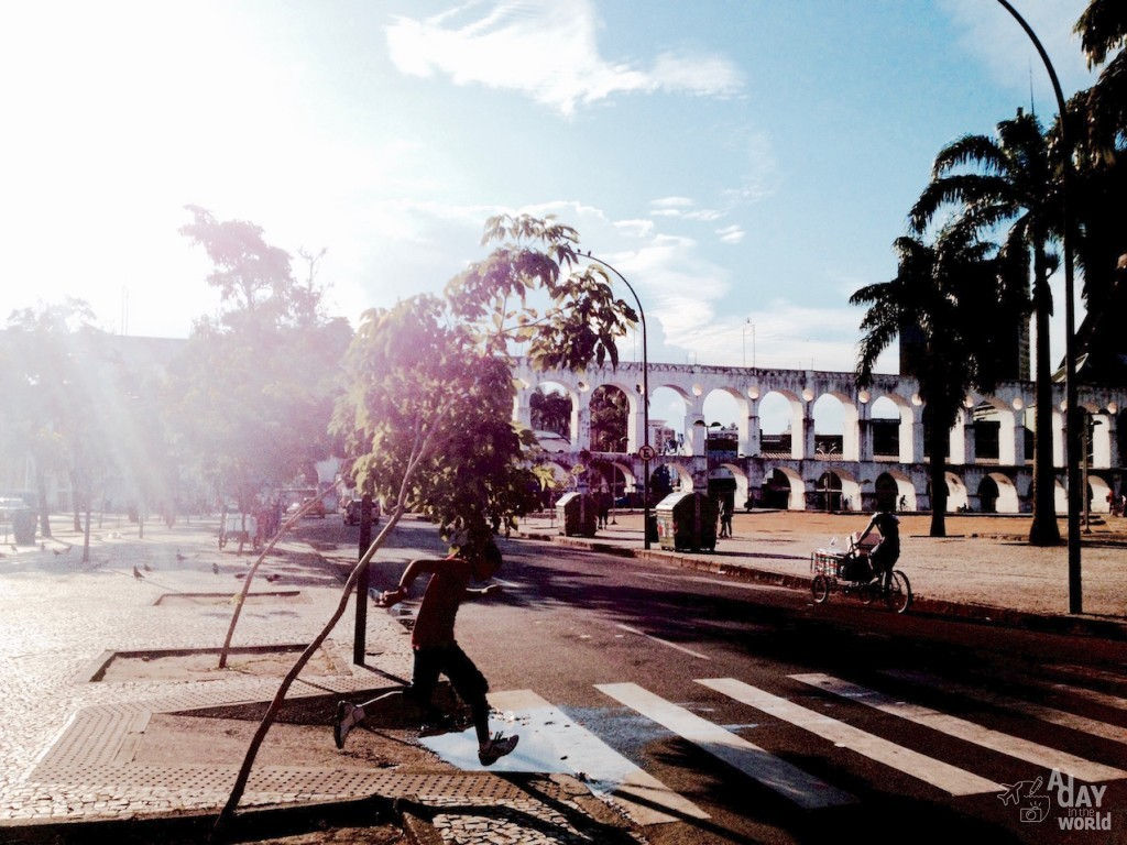Lapa City Guide Rio de Janeiro A day in the world