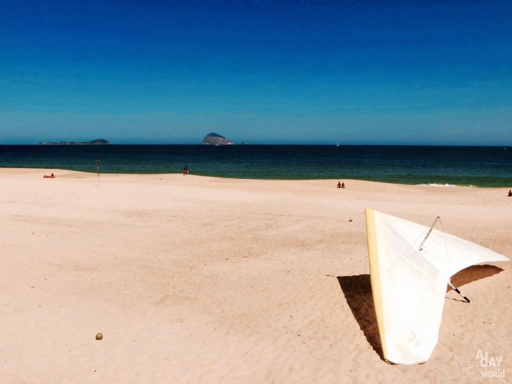 Deltaplane tijuca City Guide Rio de Janeiro A day in the world
