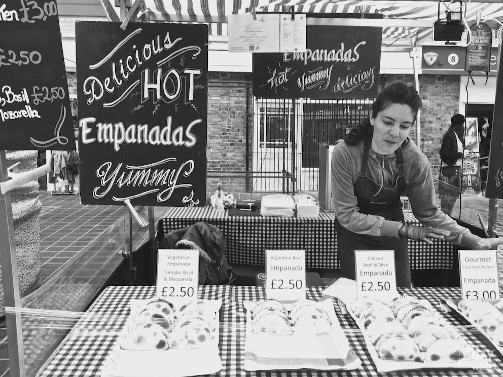 greenwich market empanadas
