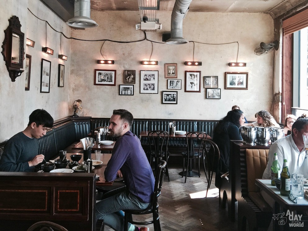 dishoom shoreditch london