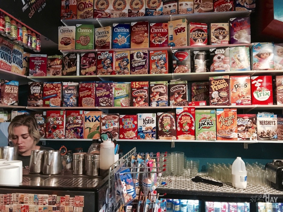 cereal killer shoreditch
