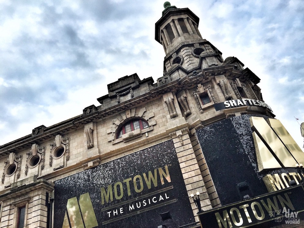 the motown musical london