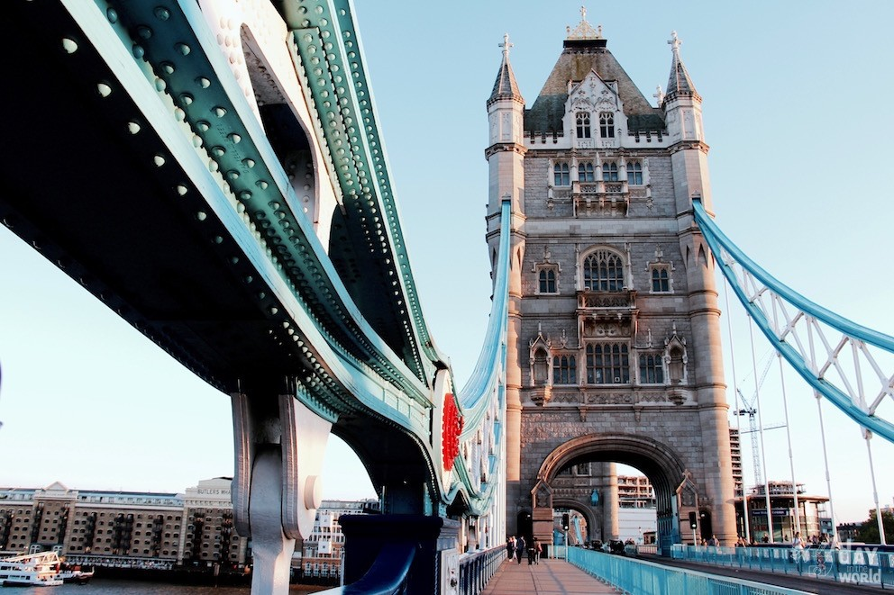 tower bridge city guide london