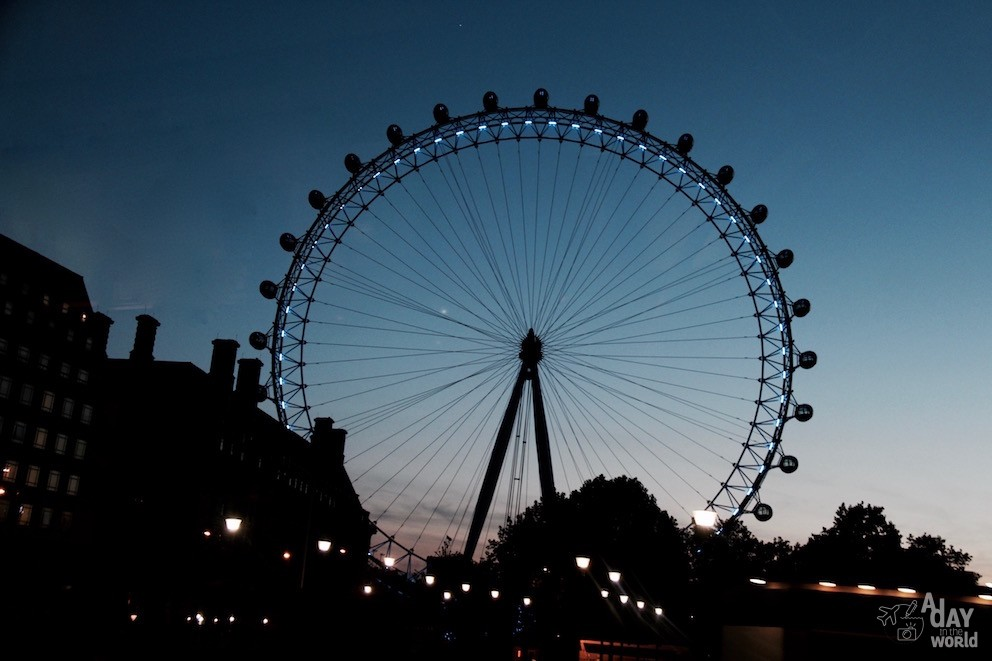 the london eye city guide london