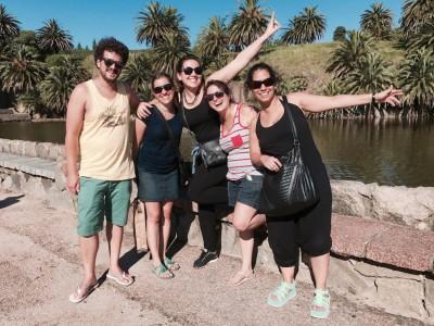 Vidéo du voyage en Uruguay 2015