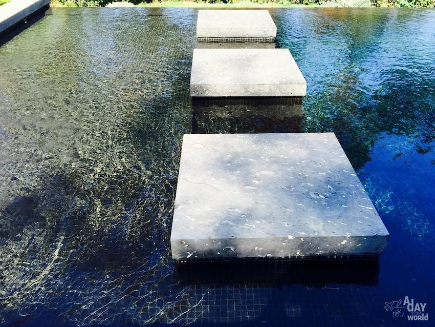 Domaine de Ribaute piscine