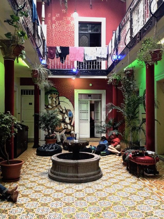 hostel La Paz Bolivie