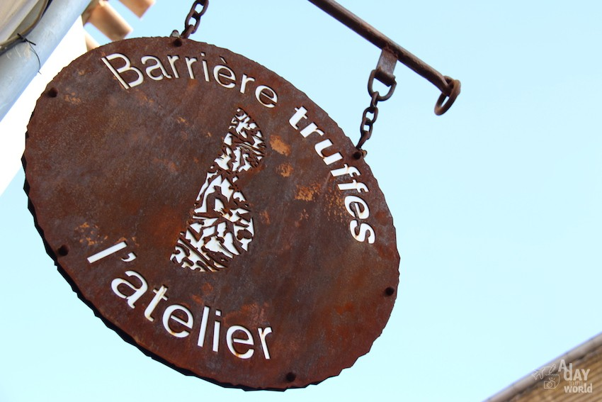 barriere truffes carcassonne