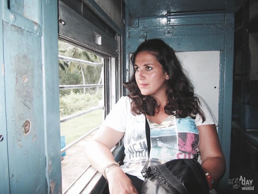 voyager en train inde