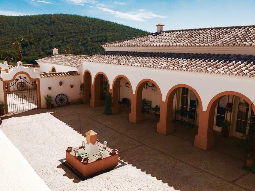 hacienda montellano espagne